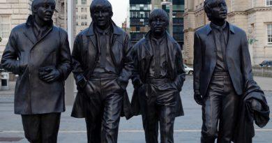 I Fab Four di Liverpool