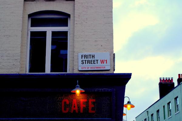 Frith Street Londra