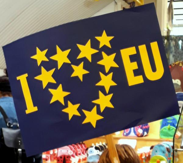 I Love EU Londra 20 Ottobre 2018