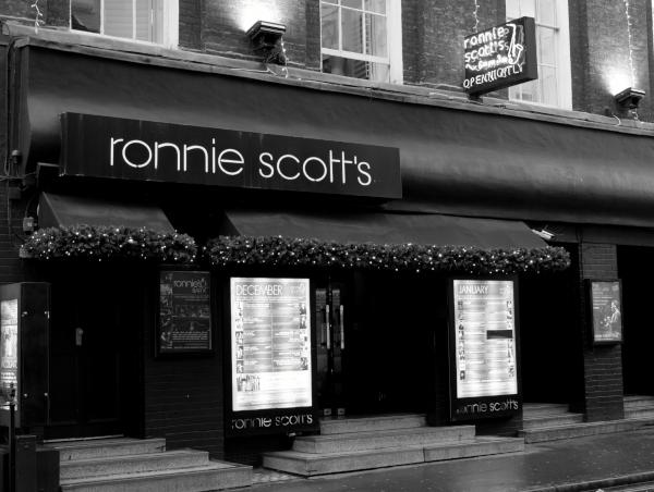 Ronnie Scott's Jazz Club Londra