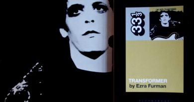 Transformer di Lou Reed