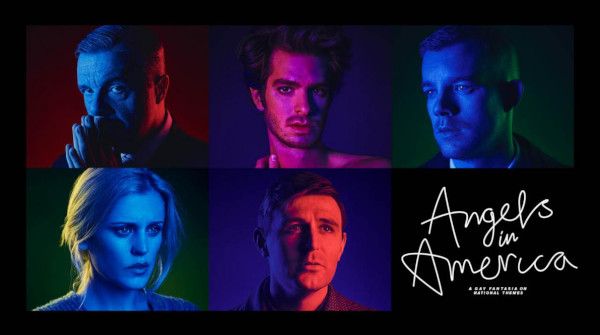 Angels in America Cast Portraits