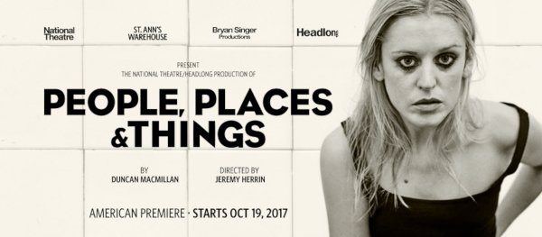 People Places Things Poster
