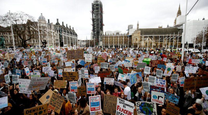 Climate Change London 15-03-19