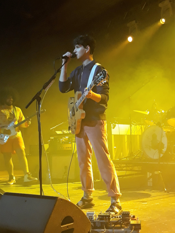Ezra Koenig Earth Hackney