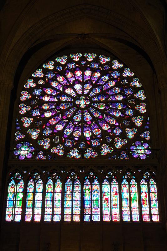Rosone Notre-Dame