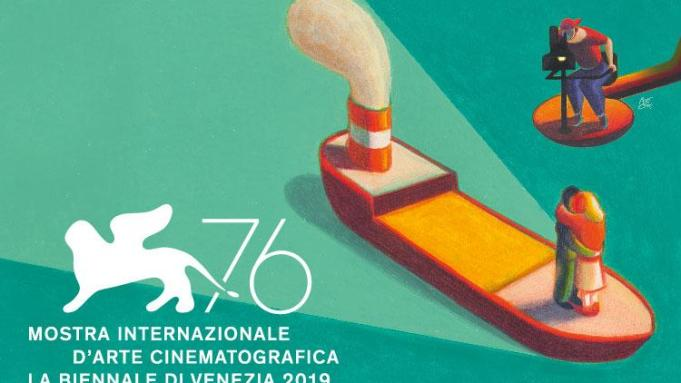 Venice 76 Poster