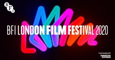 Bfi London Film Festival 2020